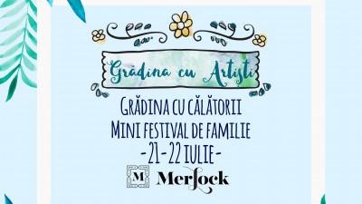 Bucureștiul ca o vacanță la Grădina cu Călătorii de pe 21 – 22 iulie, de la Merlock