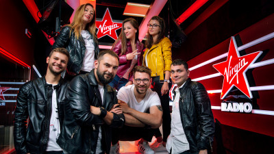 Virgin Radio România likes V8 Interactive's activity