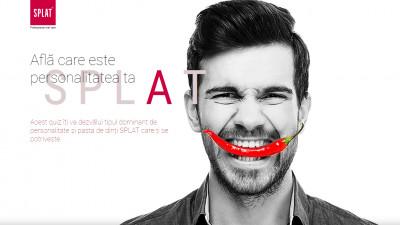 #PersonalitateaSPLAT - Spune-mi cine ești ca să-ți spun ce pastă de dinți să folosești