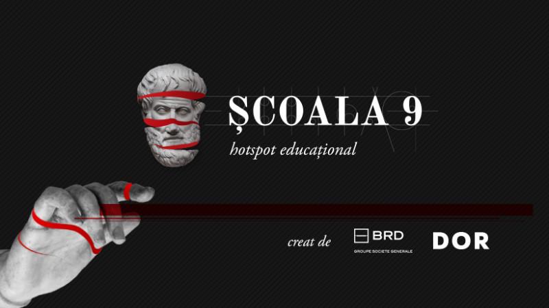 """S-a lansat proiectul editorial """"Școala9"""", spațiu de dezbatere și dialog pentru învățământul preuniversitar în România"""