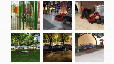 La ce viseaza oamenii care dorm in Bucuresti