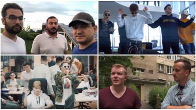 Retrospectiva a top 500 canale de Youtube românești pentru perioada ianuarie - iunie 2018