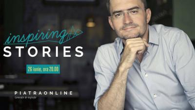 """Emisiunea """"Inspiring Stories"""" e LIVE, cu și despre oamenii care ne inspiră"""