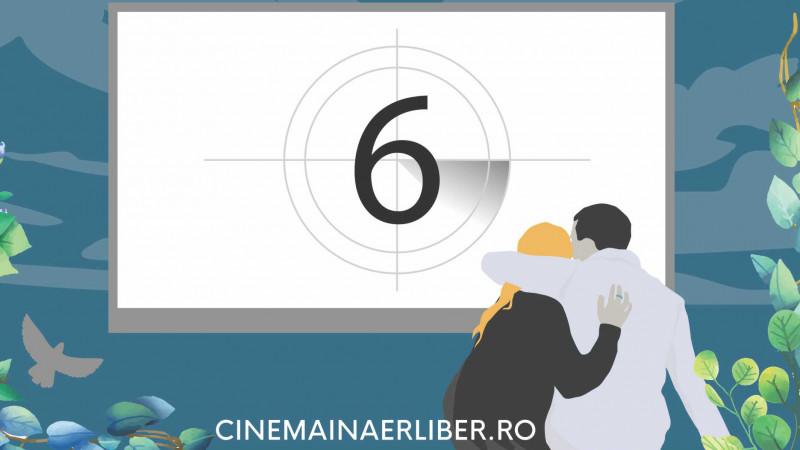 A VI-a ediție a Cinema în Aer Liber se întoarce pe Insula Artelor din Parcul Titan