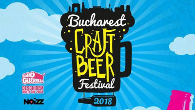 Demonstrații de homebrewing, demonstrații culinare și alte atracții la Bucharest Craft Beer Festival 2018
