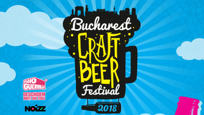 Hip-hop, rock alternativ, indie, electro și power pop la Bucharest Craft Beer Festival 2018