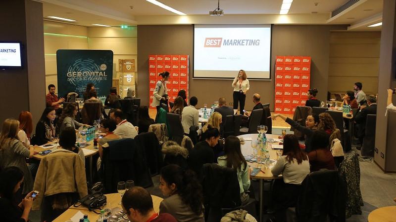 Industria MarComului își dă întâlnire la Best Marketing Cluj