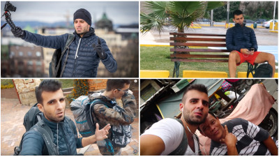 [Digital Nomads Inc.] 3 ani de drumuri trase in cadre. Cum a devenit Catalin Stanciulescu (BackPackYourLife) vlogger si calator full-time