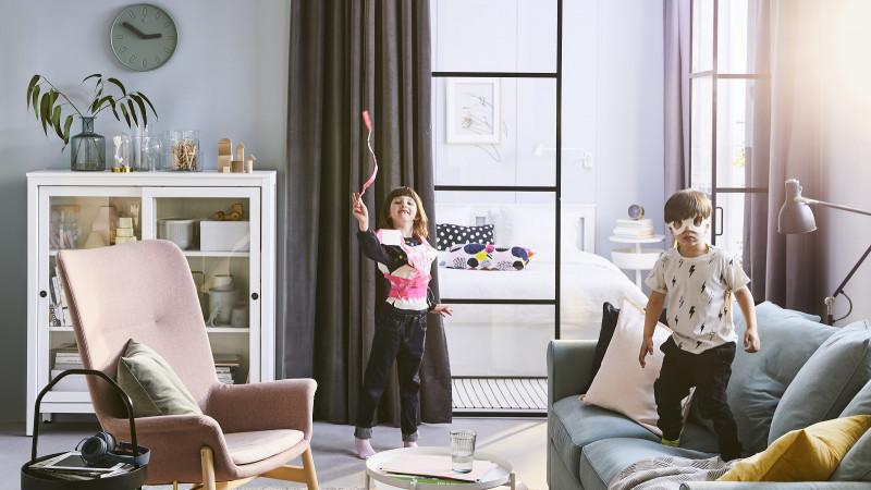 Noul Catalog IKEA aduce și mai multe povești despre acasă