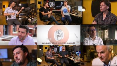 """Concursul Internațional """"George Enescu"""" lansează seria de dialoguri video """"Ce auzim când ascultăm muzică?"""""""