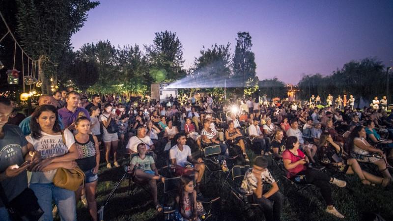 Cinema în Aer Liber continuă cu încă șase filme între 4 - 9 septembrie