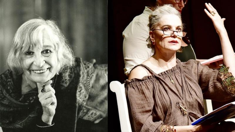 Weekend UNDERCLOUD: Nora Iuga, Razvan Vasilescu, Maia Morgenstern, Concert The Mono Jacks, maraton Book Run și povestiri din lumea teatrului cu Dinu Săraru