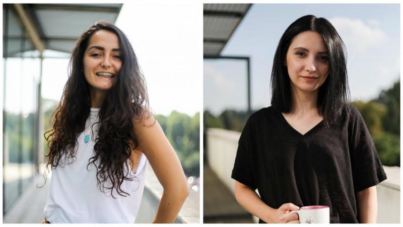 [Noii publicitari] Andreea si Bianca (The Good Company) sunt cu ochii dupa proiecte misto si oameni buni