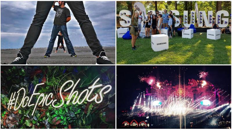 #DoEpicShots, au zis, sa facem harta foto cu festivalurile verii