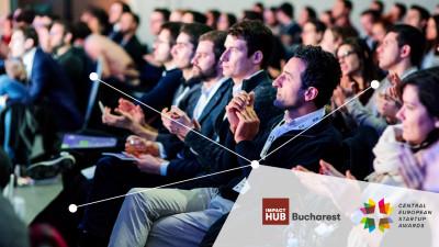 Impact Hub Bucharest organizează Finala Central European Startup Awards pe 19 septembrie