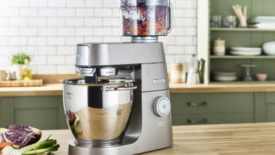 Kenwood lansează robotul de bucătărie Titanium Chef