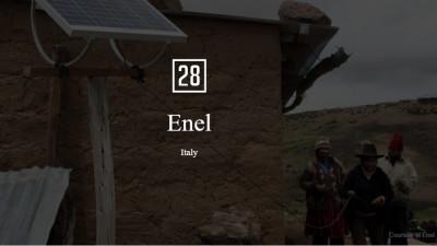 Enel ocupă locul 28 în topul Fortune 2018 al companiilor care schimbă lumea