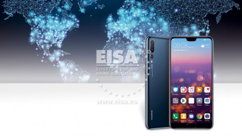 Huawei P20 Pro a fost desemnat cel mai bun telefon al anului la premiile EISA