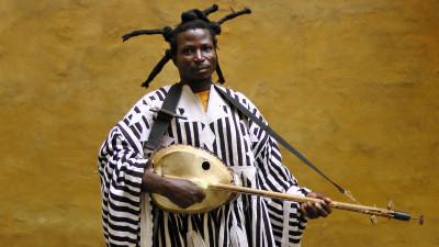 Control x Outernational: King Ayisoba (Ghana)