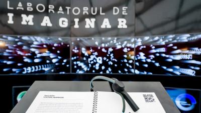 Laboratorul de Imaginar, prima instalație interactivă care transformă lectura în spectacol, va fi prezentă la Gaudeamus Litoral