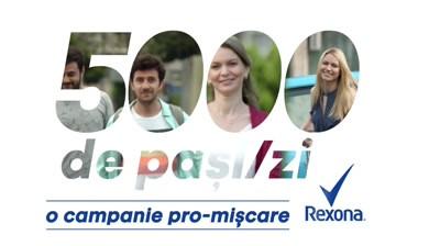 Rexona - #5000depasipezi