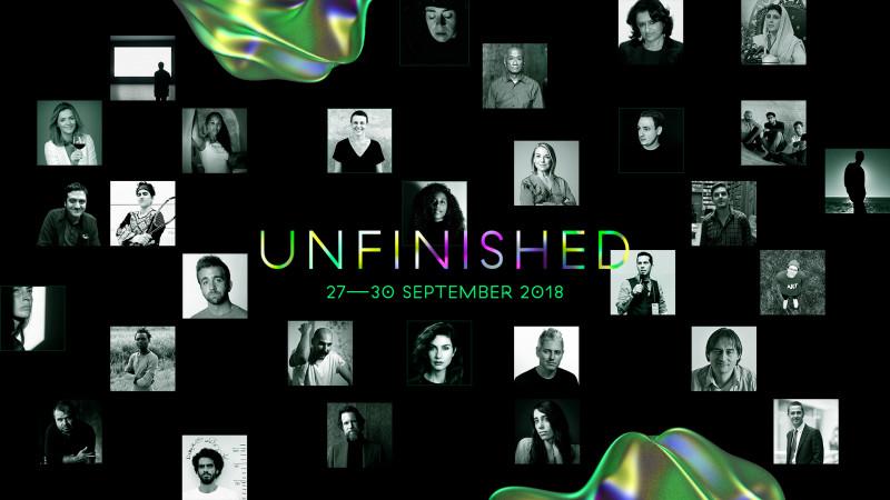 UNFINISHED transformă, pentru patru zile, Muzeul Național de Artă al României într-un panteon al ideilor și viziunii de viitor
