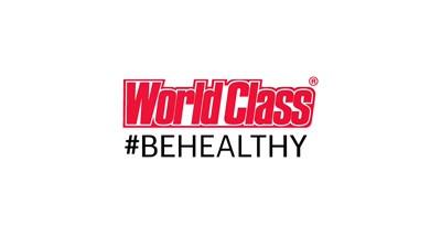 WORLD CLASS - #BeHealthy