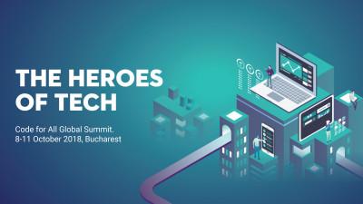 Code for All aduce la București specialiști de la Mozilla și GitHub pentru cel mai important eveniment de civic technology din lume