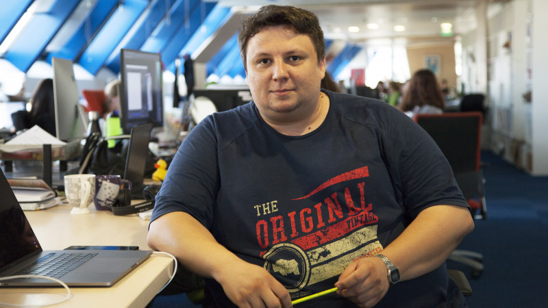 Alex Budin este noul Head of Technology la MRM//McCann Romania