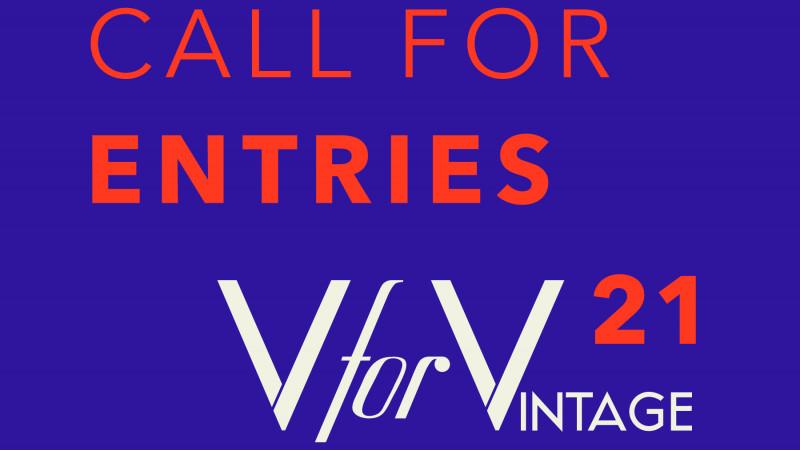 V for VINTAGE deschide listele de înscriere pentru designeri - ediția cu numărul 21