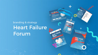 Heart Failure Forum - Branding & Strategy