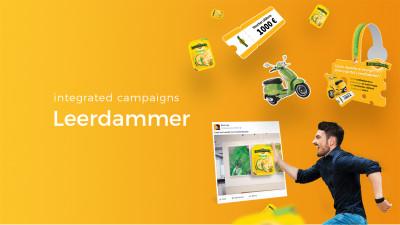 Leerdammer - Cat de departe ai merge pentru gustul Leerdammer?