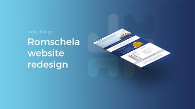 Romschela - webdesign