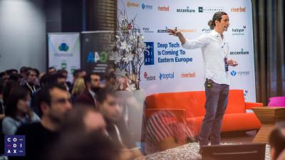 Codiax 2018 | Speakeri de la companii de top în inteligență artificială și machine learning precum Amazon, Cisco și DeepMind vin în premieră în România