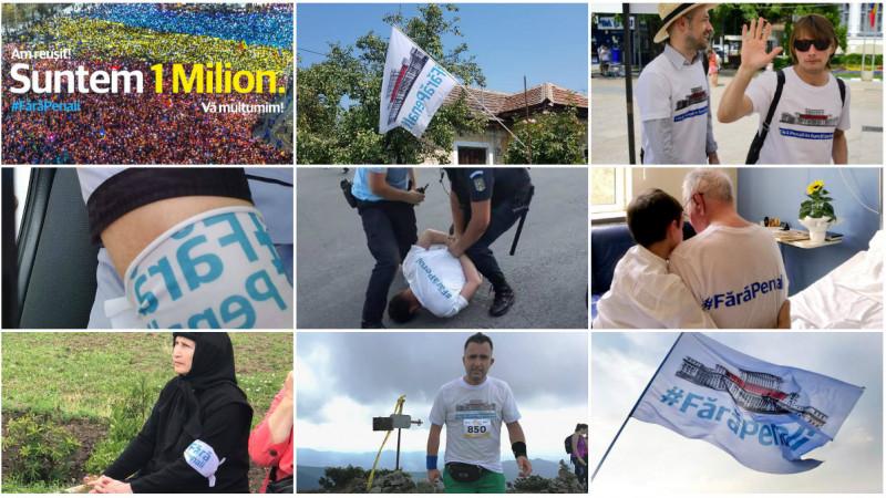 Campania cu un milion de semnături. Roxana Tănăsachi: #FaraPenali ne-a arătat România în antiteză