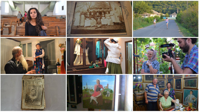 Carla Schoppel: E greu, ca străin şi drumeţ, să pătrunzi în casa cuiva şi să te aştepţi să te aşeze la masă, să îţi arate fotografii de familie