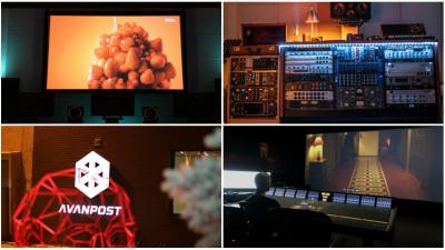 Avanpostul construit pe visuri de box-office, filme cu zombie și studiouri Dolby-Atmos