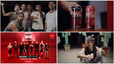 Start REC la Next Big Vlogger by Coca-Cola, editia a doua