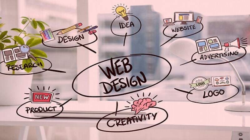 5 tendințe actuale în Web Design