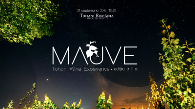 MAUVE – Tohani Wine Experience II. Jazz Edition