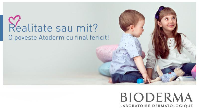 Dare Digital împreună cu Bioderma România au dezvoltat o campanie națională de educare cu privire la dermatita atopică