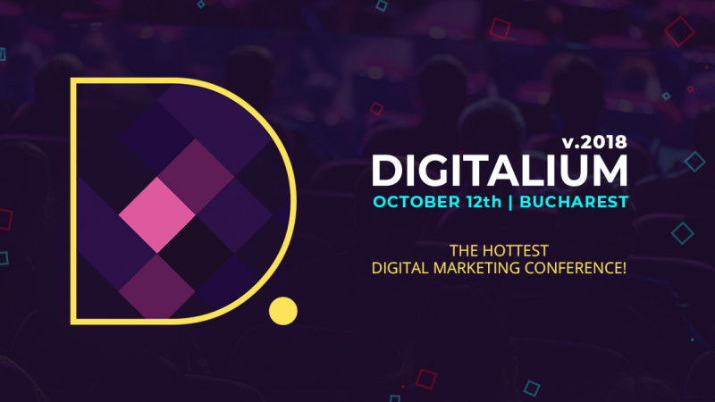 7 experti de top in digital marketing vin la prima editie DIGITALIUM