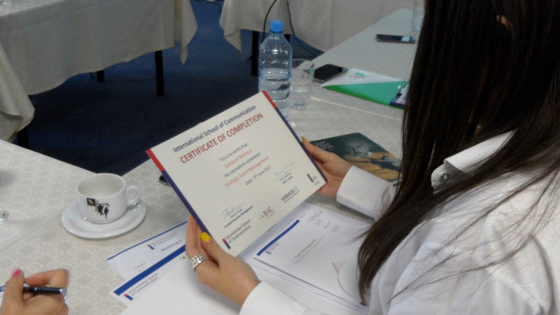 Începe cea de-a cincea ediție a programului Strategic Communication Training