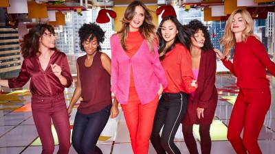 Lidl și Heidi Klum aduc culoare în garderoba de toamnă, cu noua colecție esmara: #LETSSHAKEITUP