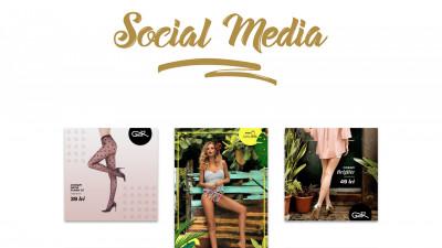 Gatta - Social Media