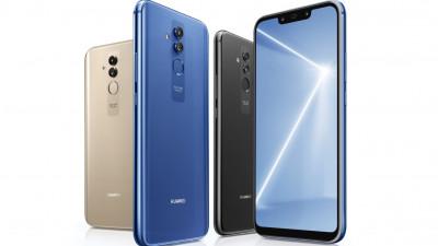 Cel mai nou telefon Huawei - Mate 20 lite, disponibil oficial în România