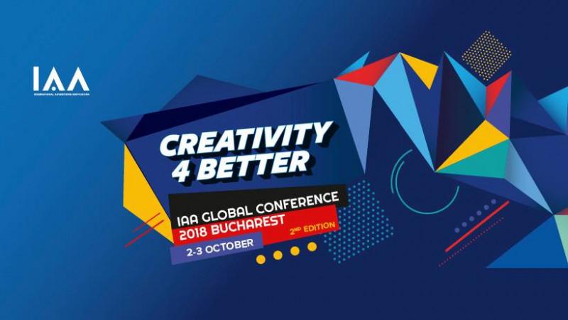 """În câteva zile o vom putea asculta pe Robin Wright în cadrul IAA Global Conference """"Creativity4Better"""""""