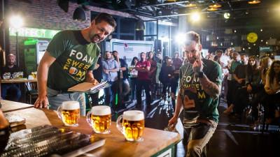 Primul Tapster din România a fost ales în Marea Finală Pilsner Urquell