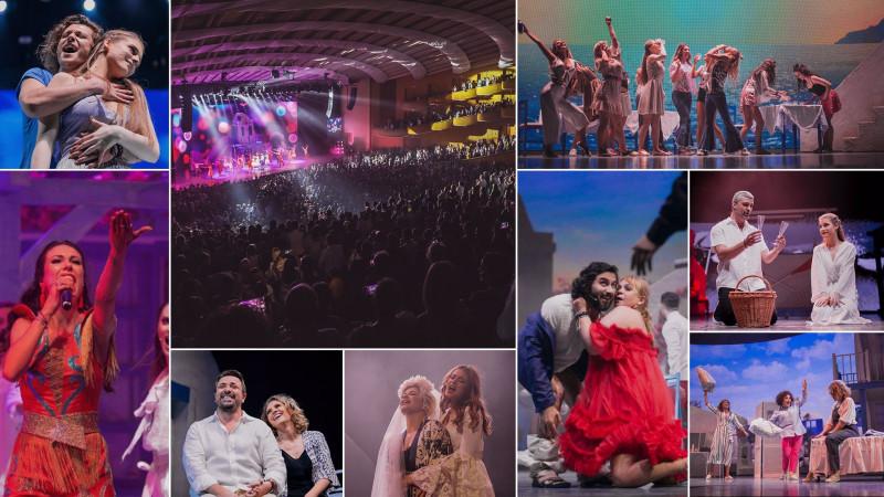 """Culisele campaniei digitale pentru musical-ul """"Mamma Mia!"""", coordonată de ThinkDigital în colaborare cu IaBilet.ro"""