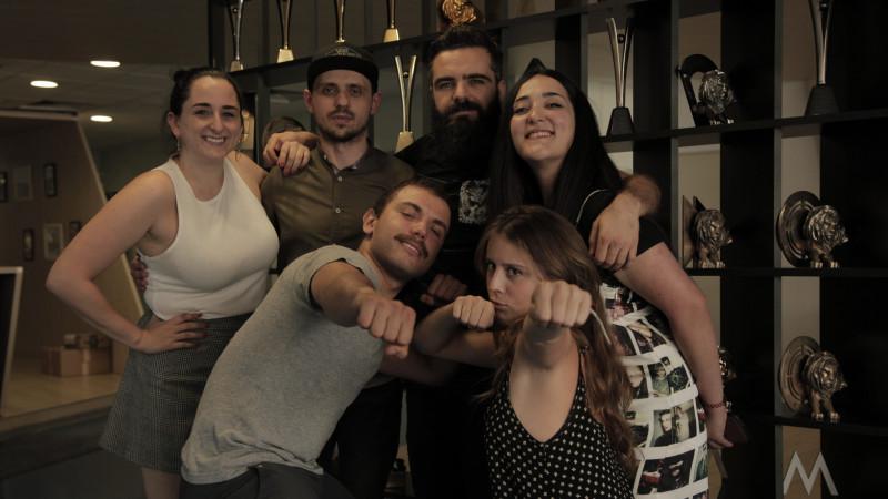 The McCann Incubator, season 2. Featuring creatives from Spain, the Republic of Moldova and Romania
